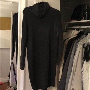 Community turtleneck dress